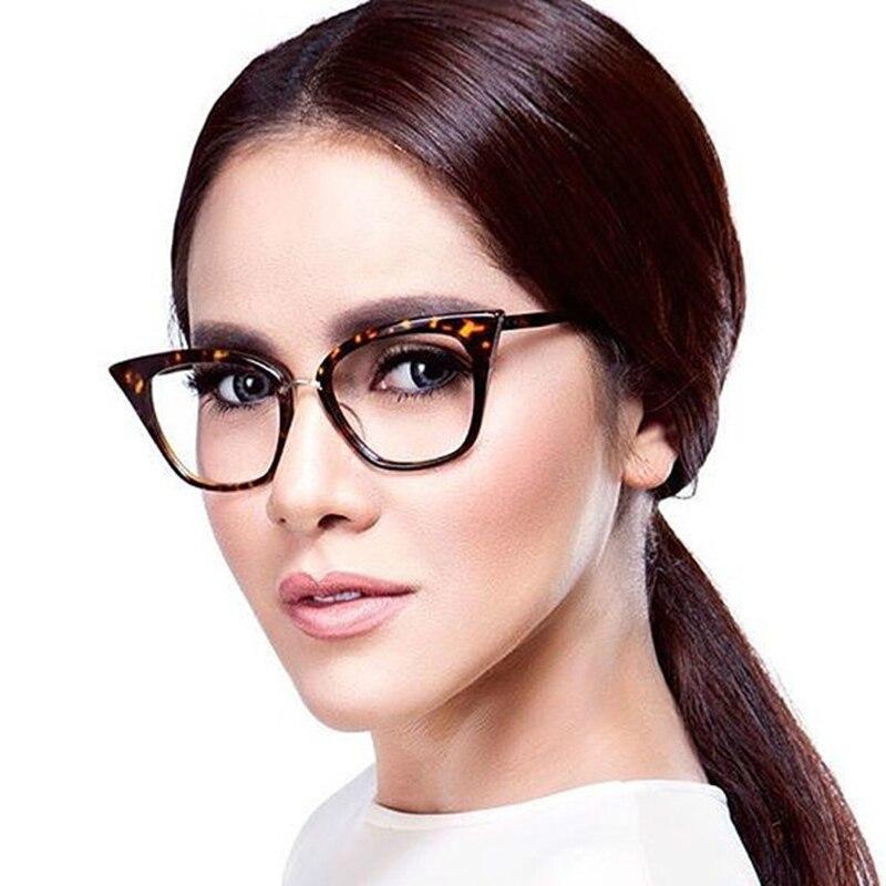안경테 여성용 컴퓨터 광학 안경테 여성용 안경 - 의류 액세서리 - 사진 6