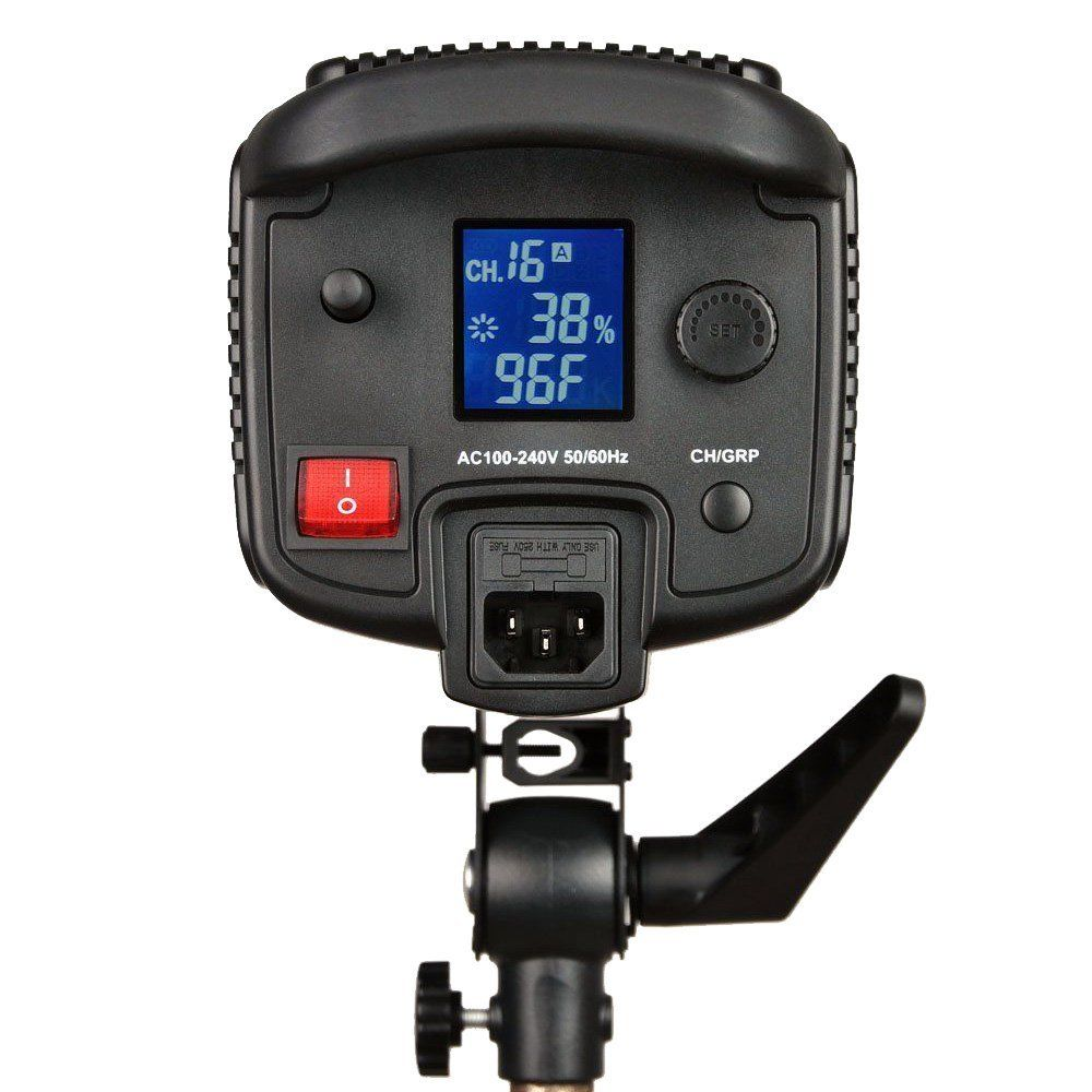 Godox SL-100W LED видео светлина 100W LED крушки - Камера и снимка - Снимка 2