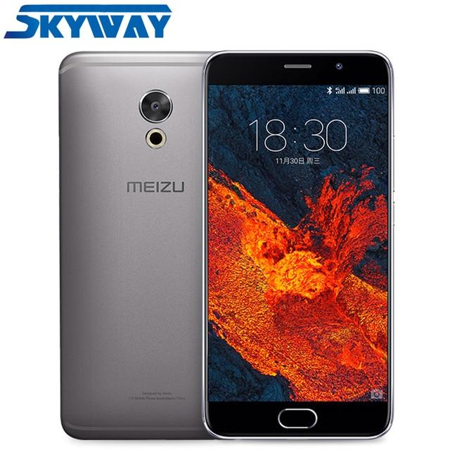Meizu PRO 6 PLUS pro6 plus 5.7 inch 2K screen Octa core Exynos 8890 4G LPDDR4 RAM 12MP camera mTouch mobile phone