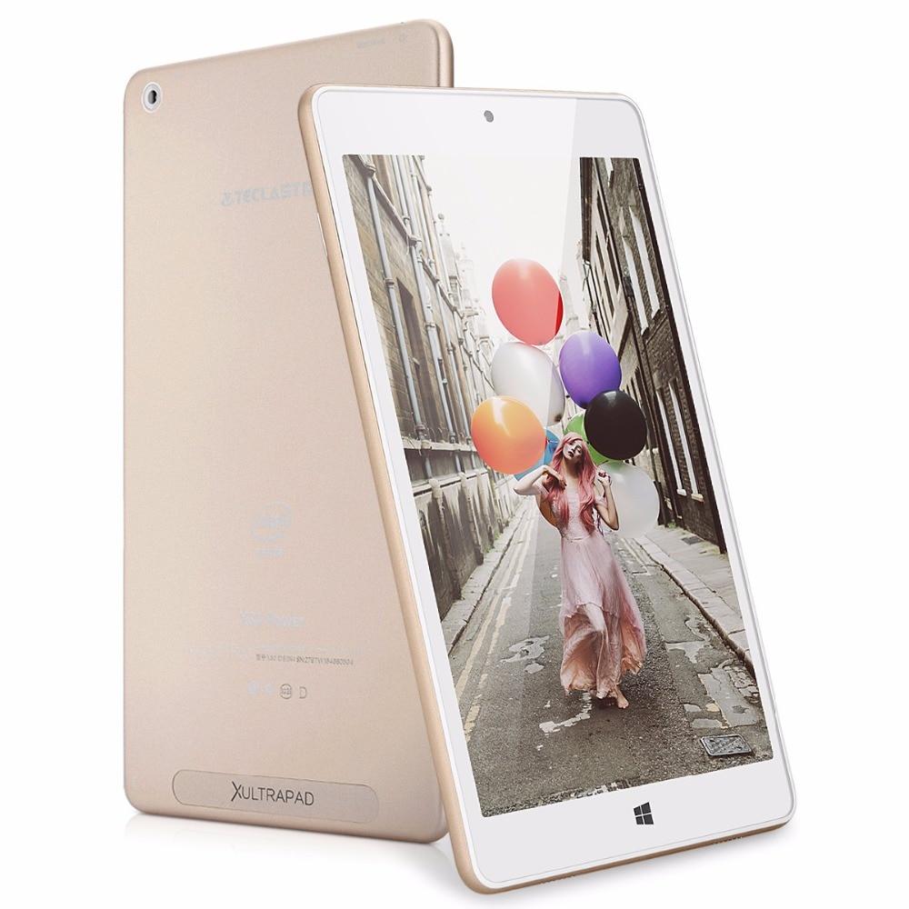bilder für Teclast X80 Power 8,0 zoll Dual OS Windows 10 + Android 5.1 Intel Kirsche Trail Z8350 64bit Quad Core 2G RAM 32G ROM Tablet PC