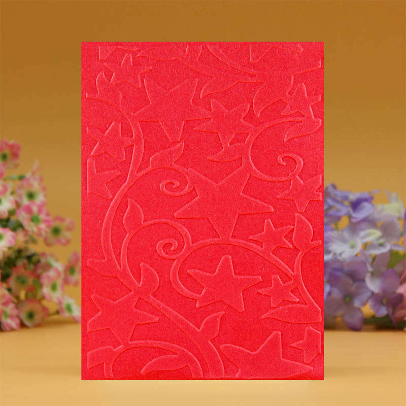 DIY Scrapbooking Branches Vine Embossing File Templates Photo Card - Arts, Crafts and Sewing - Photo 3