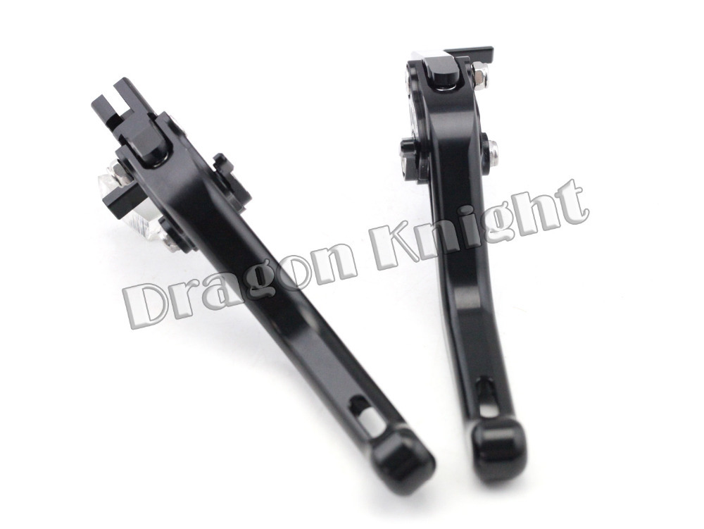 Motorcycle Accessories For YAMAHA YZF-R125 2014-2015 Short Brake Clutch Levers Black motorcycle adjustable short brake clutch levers for yamaha yzf r125 2014 2016 yzfr125 yzf r125 free shipping black with logo