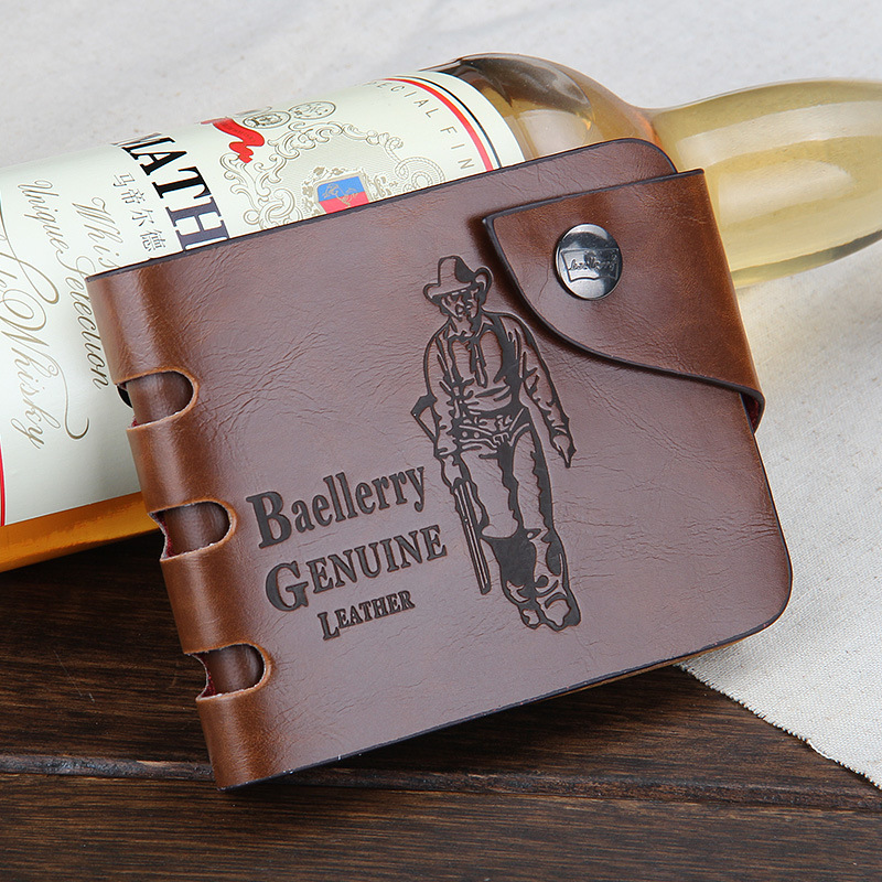 2017 New PU Leather Men Wallets Band Designer Top Quality European And American Style Fashion Coin Pocket Men's Purse Wallet wallets genuine leather new 2015 casual men fashion european american coin purse style free shipping multifunctional bags b909