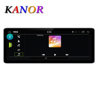 KANOR 10.25 Android 7.1 Car GPS Navi Receiver For Audi A4L Q5 2009 2016 Multimedia Player Video Stereo BT SWC IPS Head Unit