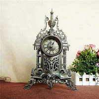 Retro European style clock can be collected will appreciate the value of the home furnishing creative furnishings Christmas