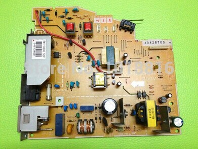 Free shipping 100% test original for HP1010 Power Supply Board RM1-0807-000 RM1-0807 (110v) RM1-0808 RM1-0808-000(220v) on sale цены онлайн