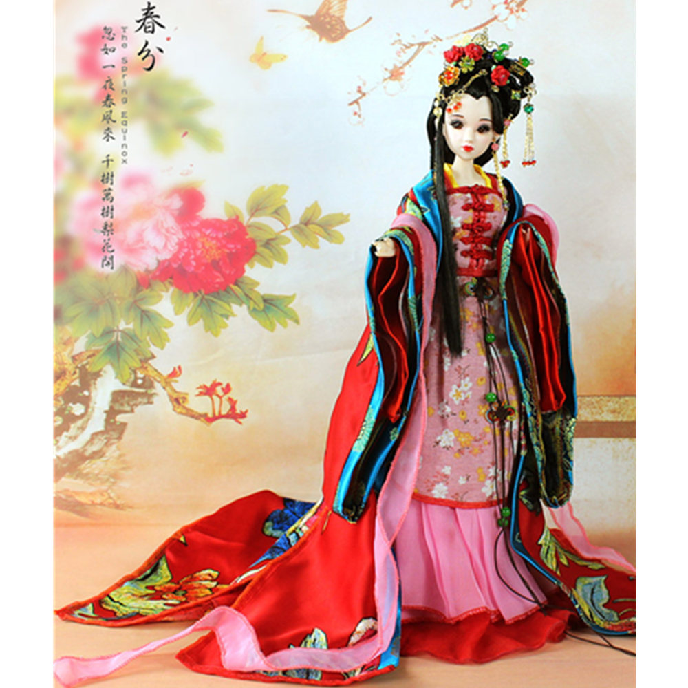 ICY BLYTH BJD neo Fortune days Chinese style doll East Charm princess Diau Charn including clothes, stand and box 35cm цена и фото