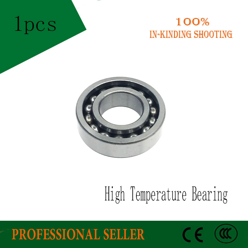 6404 20x72x19mm High Temperature Bearing (1 Pcs) 500 Degrees Celsius Full Ball Bearing TB6404 sb66c suspension pivot bearing replacement full set 8 pcs