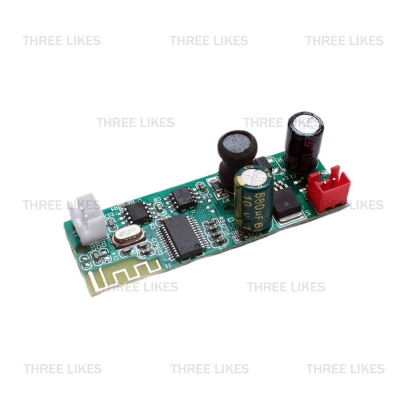 2 Wheels Self Balancing Electric Scooter Replacement Parts PCBA Stereo Bluetooth Speaker Control Board Circuit For Hoverboard