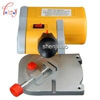 220V Mini Cut Out Mini Saw Miter Saw Metal Non ferrous Metal Plastic Wood Mini Cutting Machine Mini Tool Saw Machine 1PC