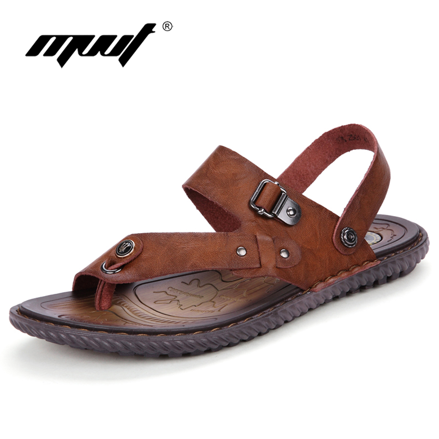 Summer new style men's sandals cool comfort casual shoes ...
