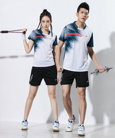 2018 Male / Female Tennis shirts , Suits tennis men , table tennis Clothing , badminton Jerseys Shorts , pingpong Shorts Clothes