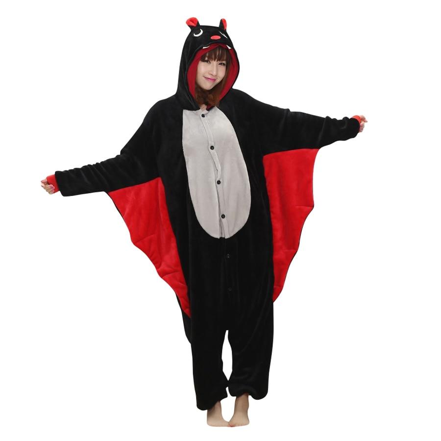 Unisex Adult Cosplay Animal Bat Costume Rompertje Pyjama Voor - Carnavalskostuums - Foto 5