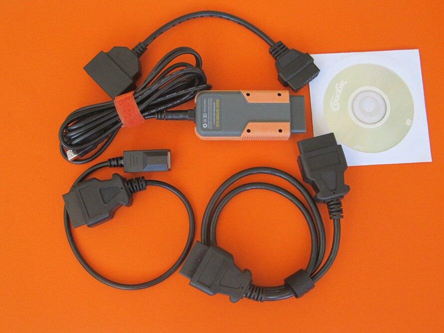 Xhorse mvci interface für zu-y-oty tis für honda für volvo 3in1 diagnose-tool alle kabel software neueste V10.10.028