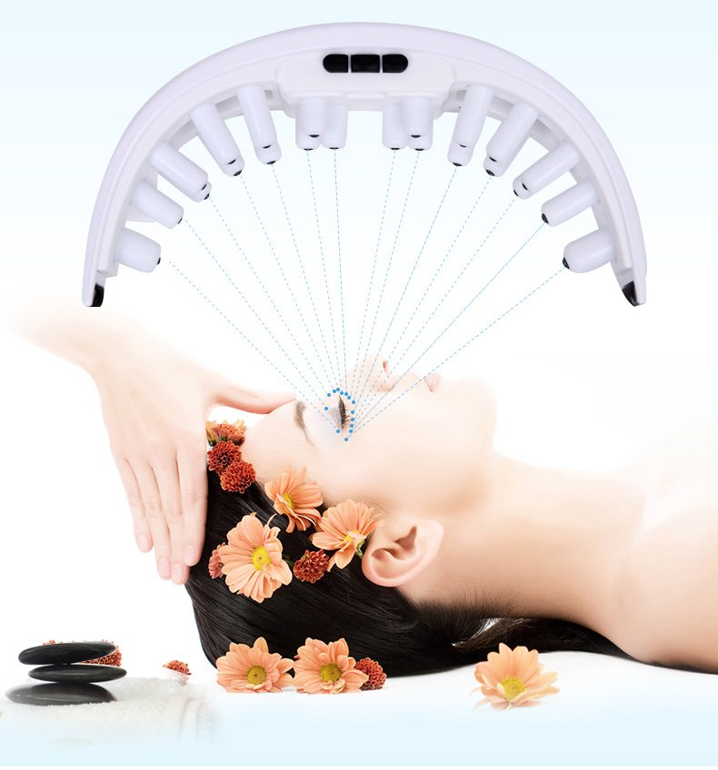 Electric Eye Acupuncture Massager Mask Blinder Migraine Vibration Magnetic Massage Release Alleviate Fatigue Tool Health electric magnetic eye mask eye massager alleviate fatigue health eye care relax massager relieve stress to improve vision