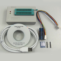 100 Original MiniPro HighSpeed USB Eeprom TL866A Programmer Device With ICSP Interface Cable And Adapters