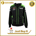 new arrival fit for Kawasaki GP racing motogp suit motorcycle clothing overalls Hooded Jacket casual sweater racing team pattern