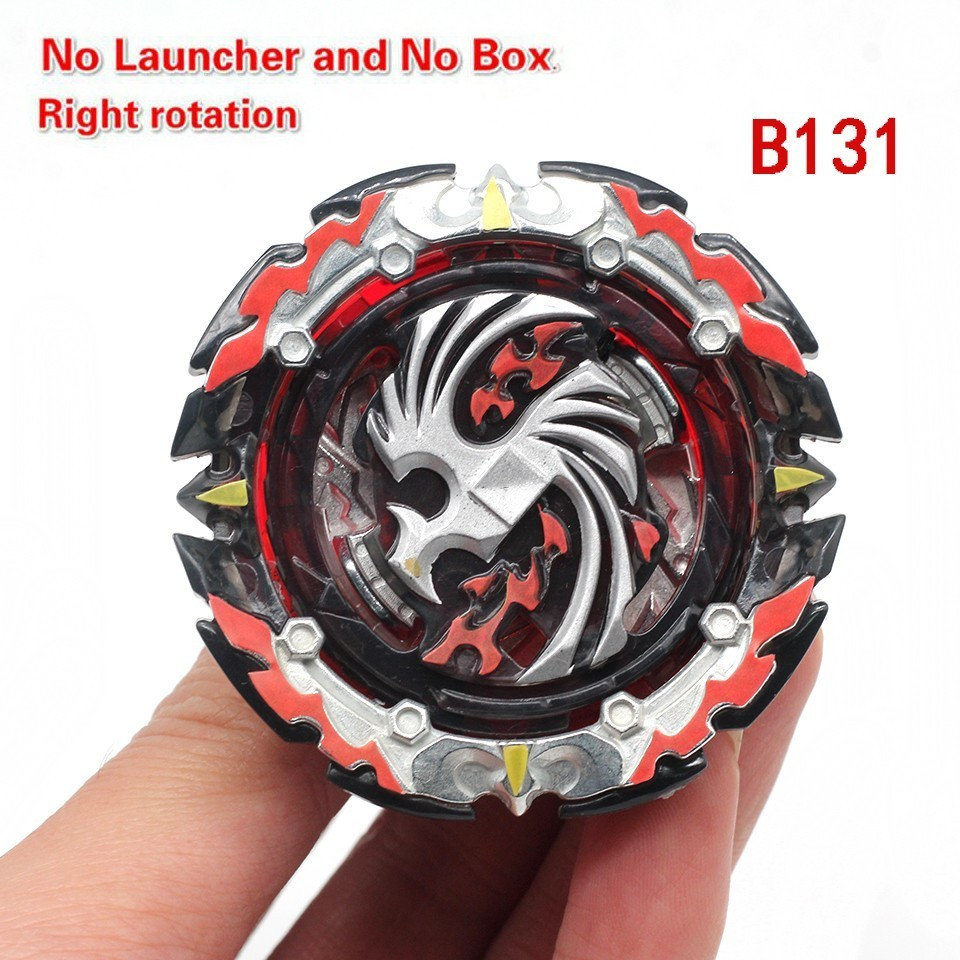 NEW Beyblade Burst B-129 B139 B131 Band Launcher And Box Bables Metal Fusion Spinning Top Bey Blade Blades Toy Bayblade