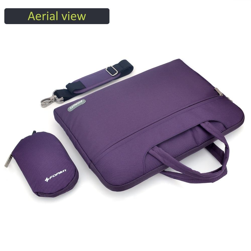 Wodoodporna torba na laptopa 15.6 15 14 13.3 11.6 Obudowa torba - Akcesoria do laptopów - Zdjęcie 3