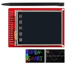 2.2″ TFT LCD Touch Screen Breakout Board Module w/ Touch Pen For Arduino