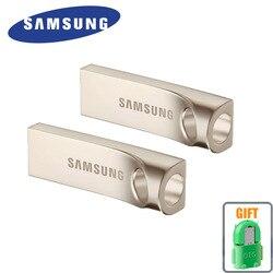 SAMSUNG USB Flash 3.0 150MB/s 32GB 64GB 128GB USB Flash Drive Metal Mini PenDrive Memory Stick Storage Device U Disk Free Ship