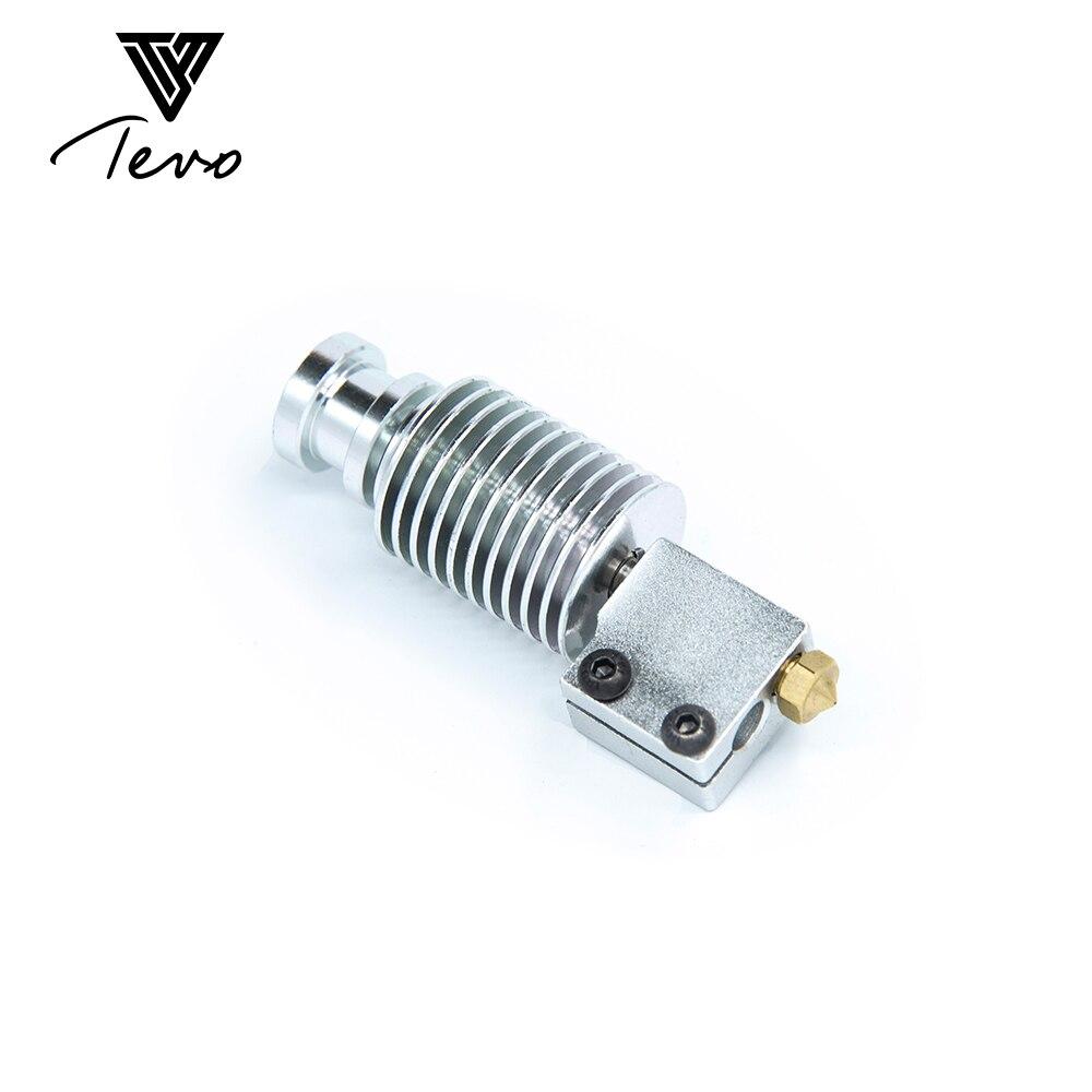 TEVO 3D Imprimante pièces 3D Volcan kit J-tête Hotend pour 1.75mm Directe/Bowden Filament Wade Extrudeuse 0.4mm Buse pour imprimante 3D
