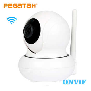 New 1080P Wifi PTZ face tracking IP Camera P2P Wireless onvif Network Security Two-way Audio Baby Monitor night vision Max 128G - DISCOUNT ITEM  28 OFF Security & Protection
