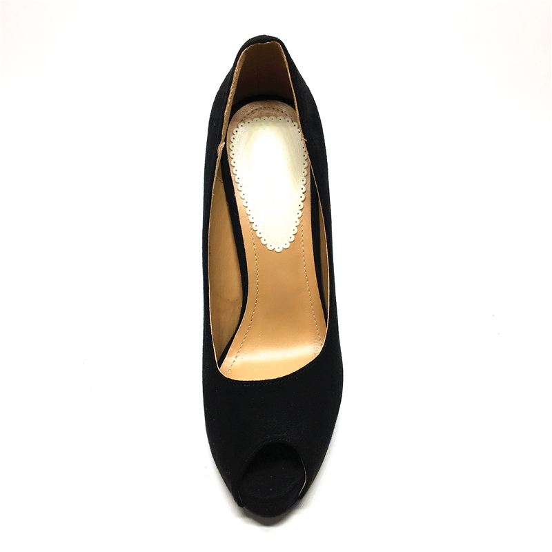 Brand Shoes Woman High Heels peep toe platform Women Pumps 3