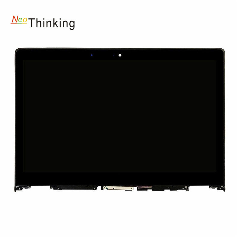 NeoThinking 14 Lcd Assembly For Lenovo Flex 3 14 / Yoga 500 Touch Screen Digitizer Replacement With frame free shipping