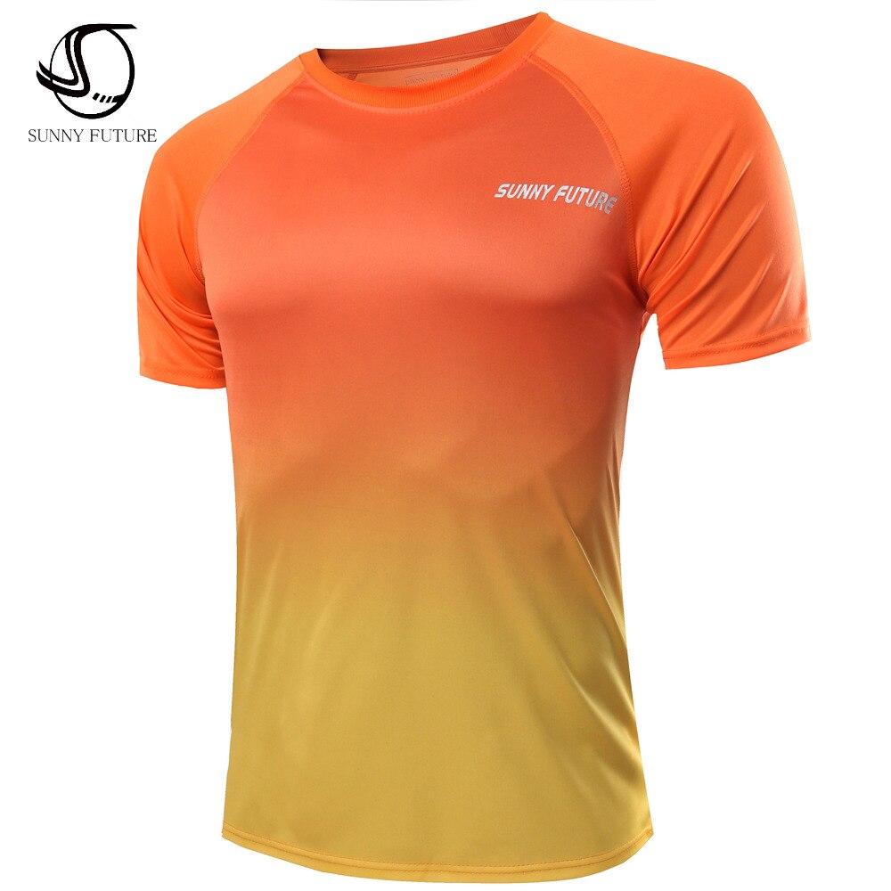 Sunny Future Brand High Quality Men T Shirt Fashionable