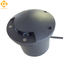 где купить Underground Light Recessed Spot Lamps 9W 12V/DC Buried Free IP67 Outdoor Terrace Lighting Waterproof LED Step Lights Garden дешево