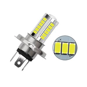 Image 4 - Автомобильная противотуманная фара H8 H11 led 9005 hb3 9006 hb4 h4 h7 1156 1157 33SMD, дневные ходовые огни, лампа, поворот парковка, лампа 12 В 6000k белый