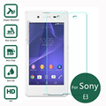 For Sony E3 Tempered Glass Screen Protector  0.33mm 9h Safety Protective Film