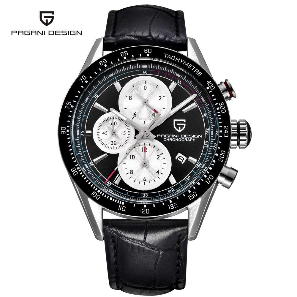 Sport Chronograph Watches Mens Luxury Brand Quartz Watch Men Waterproof Military Army Men Wrist Watch Outdoor Male Clock