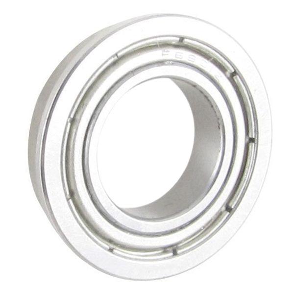 Metric Metal FLANGE Ball Bearing 12*21*5 F6801z 5pcs F6801zz 12x21x5mm