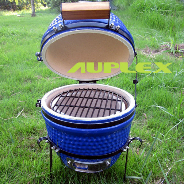 egg shaped ceramic bbq grill smoker in BBQ Grills from