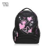 Mochila Solid Brief Fashionable Casual Canvas School Backpacks Female School Bags for Girls Backpack Cute Women