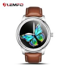 LEMFO LEM1 Смарт-часы Smartwatch MTK2502 Bluetooth Smartwatch Для женщин для IOS телефона Android