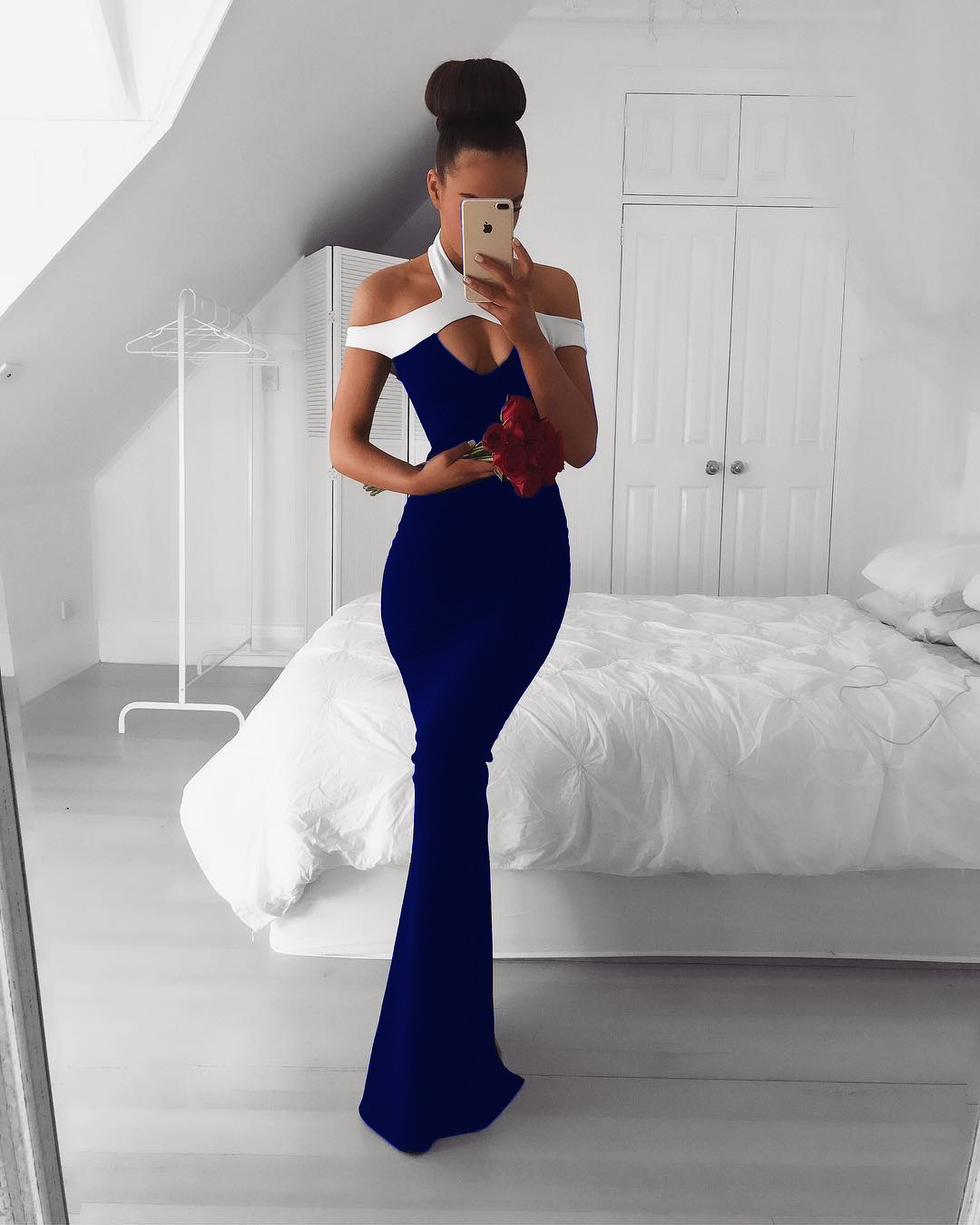 New Off The Shoulder Party Dresses Robe Hiver 2017 Work Dress Women Elegant 2017 Pencil Dress Sexy Strapless Maxi Long Dresses