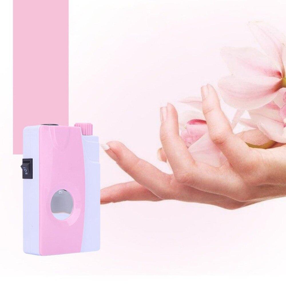 20 Вт 25000 об/мин Портативный электрический сверлильный станок для ногтей перезаряжаемый беспроводной шлифовальный станок для ногтей маникю... - 2