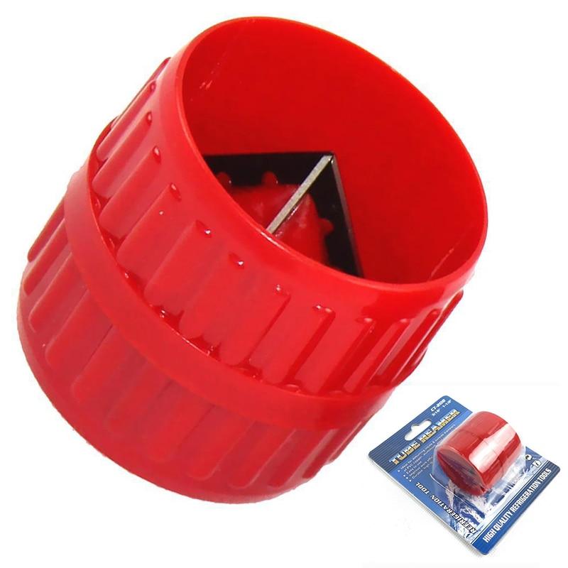 купить 3mm-38mm Internal External Tube Pipes Metal Tubes Heavy Duty Deburring Tool for PVC Copper Aluminium Steel Pipe Tube онлайн