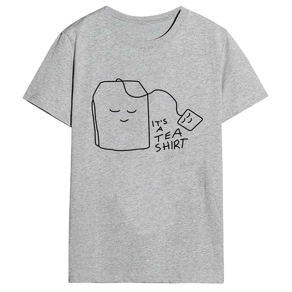 de1a52dd7 Humor Tea Shirt Graphic Tees Women Clothing 2018 Summer Funny T Shirts  Harajuku Tumblr Hipster Ladies T shirt-in T-Shirts from Women's Clothing on  ...