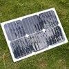 MVPower 18V 20W Smart Solar Power Panel Car RV Boat Battery Charger W/Alligator Clip