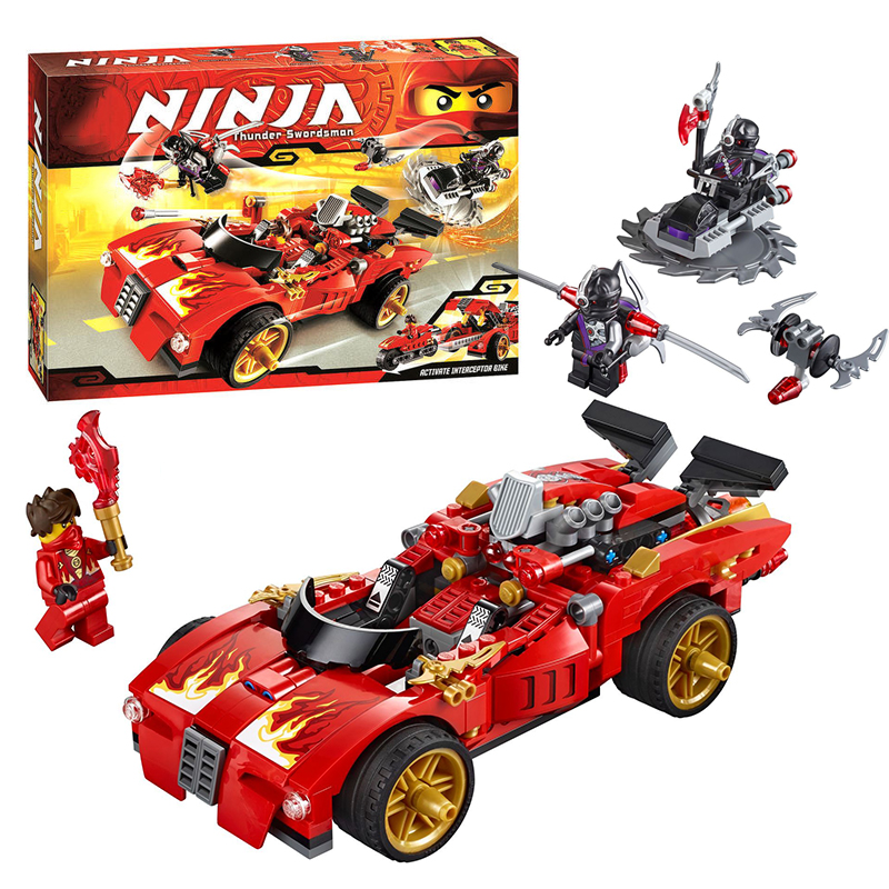 Bela 9796  X-1 Ninja Charger building Blocks Bricks Toys for children Boy Game Weapon Gift Compatible with Decool Lepin  70727 lepin 02005 volcano exploration base building bricks toys for children game model car gift compatible with decool 60124
