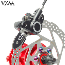 VXM MTB Disc Brake Pads Adjusting Tool Bicycle Mounting Assistant Rotor Alignment Tools Spacer Bike Repair Kit