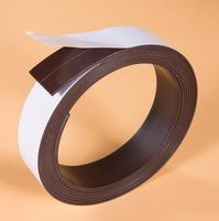 DIY 4M 30 1 2mm AGV Self Adhesive Rubber Navigation Magnetic Flexible Magnet Stripe For IRobot