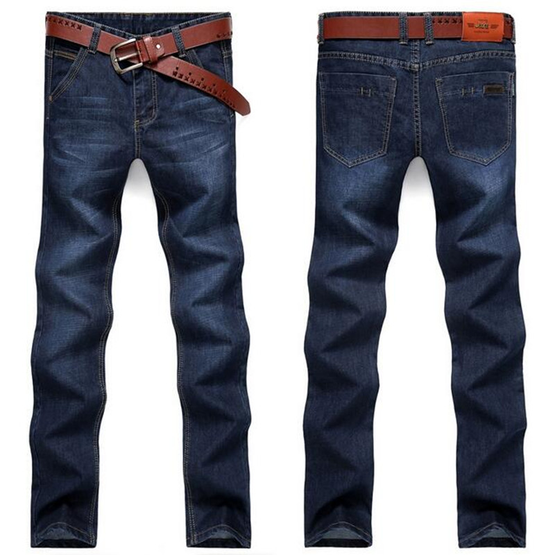 High quality Fashion Brand New jeans men Mid waist Straight skinny jeans mens Casual denim pants jean slim fit man jeans 4 inch 27w led work light for indicators motorcycle driving offroad boat car tractor truck 4x4 suv atv flood spot beam 12v 24v