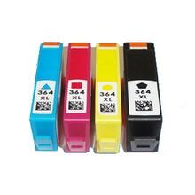 купить 364 XL Compatible ink cartridge for HP Photosmart 5510 5515 6510 B010a B109 B110a B110c B110e B209 B210 printer ink по цене 1113.74 рублей