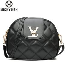 Купить с кэшбэком Brands Small Shoulder Bag Women Travel Bags Leather Pu Quilted Bag Female Luxury Handbags Women Bags Designer Sac A Main Femme