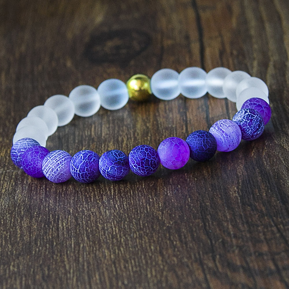 lokai glass bead bracelet products